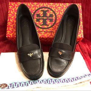 Pennie Low Heel Loafers by Tory Burch